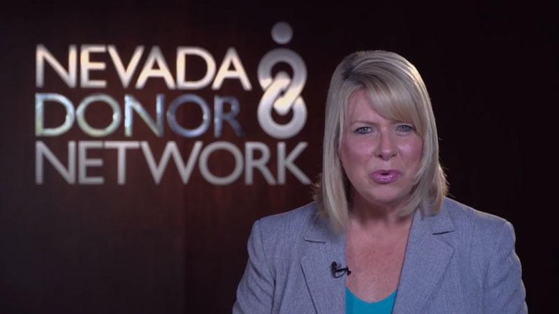 Nevada Donor's story